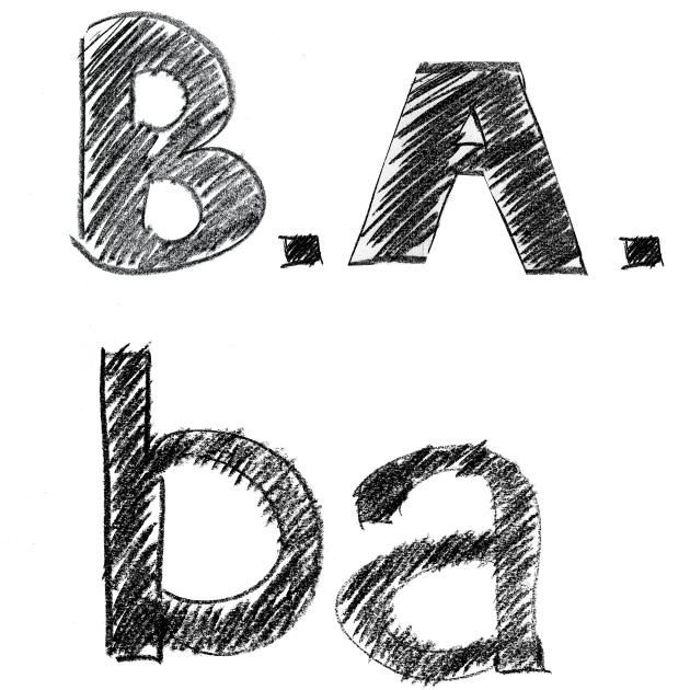 B-A-ba