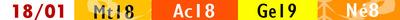 liste des lectures bibliques du 18/1/2021