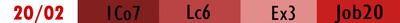 liste des lectures bibliques du 20/02/2021