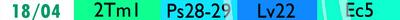 liste des lectures bibliques du 18/04/2021
