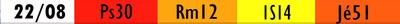 liste des lectures bibliques du 22/08/2021