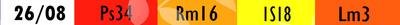 liste des lectures bibliques du 26/08/2021