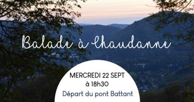 vue de Besançon depuis Chaudanne